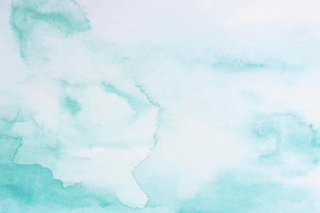 Superficie con pintura de acuarela expresiva