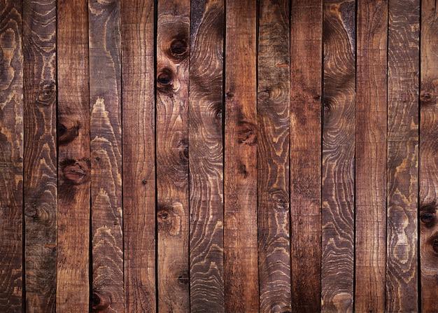 Superficie de tablones de madera