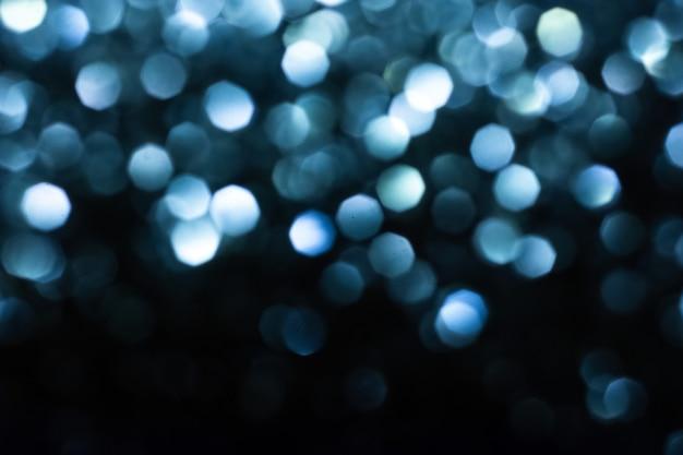 Superposición de fondo abstracto brillante de navidad brillo plateado