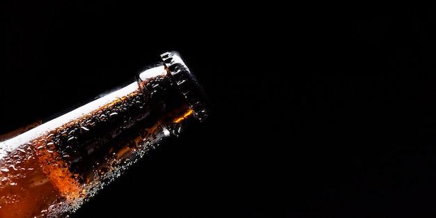 Surtido de deliciosas cervezas americanas