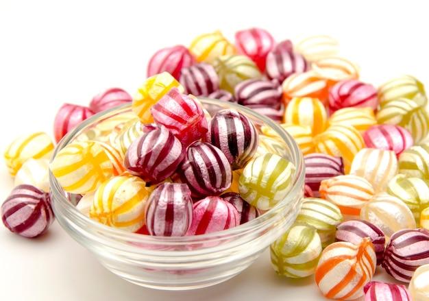 Surtido de dulces de frutas