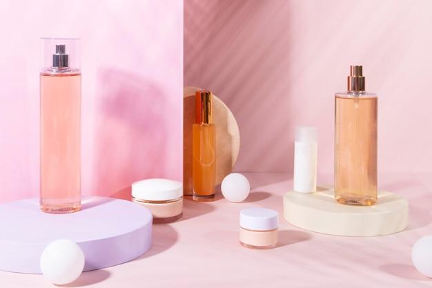 Surtido mínimo de productos de belleza