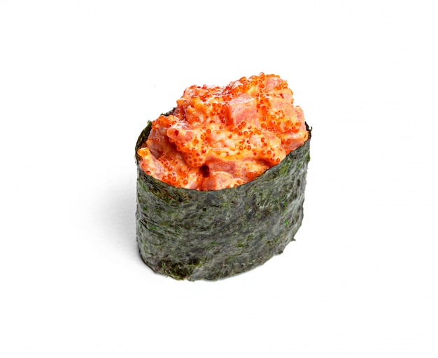 Sushi japonés nori