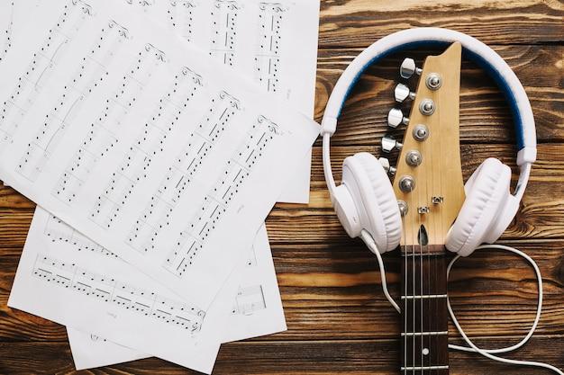 Tabla de músico