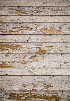Tablero blanco de madera vintage. hermoso fondo