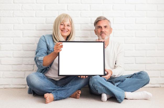 Tablero de explotación de pareja de tiro completo