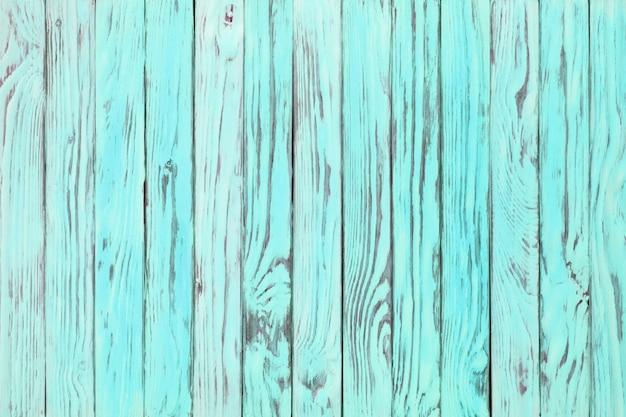 Tablero de madera antiguo. escudo de madera azul