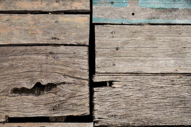 Tablero de madera en bruto