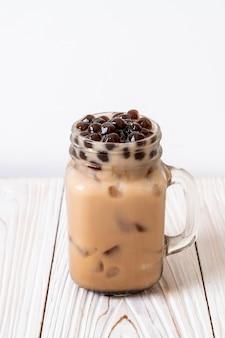 Taiwán leche té con burbuja