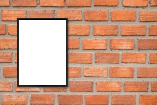Tarjeta de anuncios forma que muestra el modelo