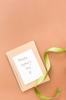 Tarjeta de felicitación para el dia del padre