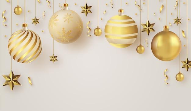 Tarjeta de feliz navidad perfecta para tu texto