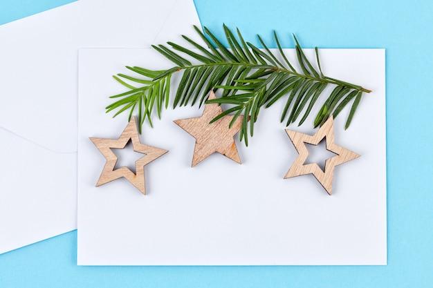 Tarjetas de felicitación de navidad de bricolaje.
