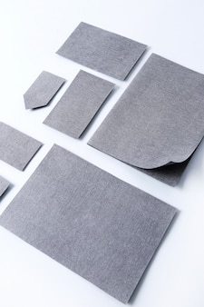 Tarjetas de papel