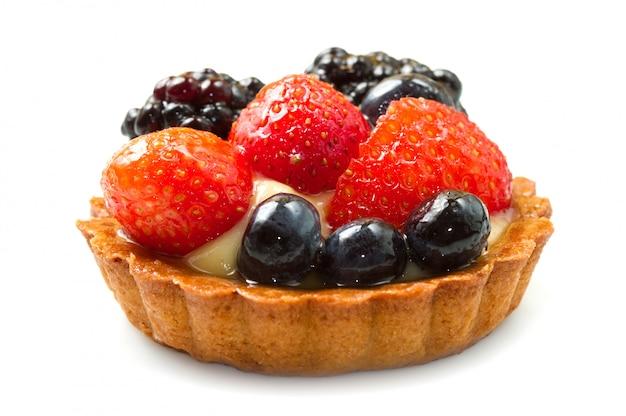 Tarta de fruta fresca