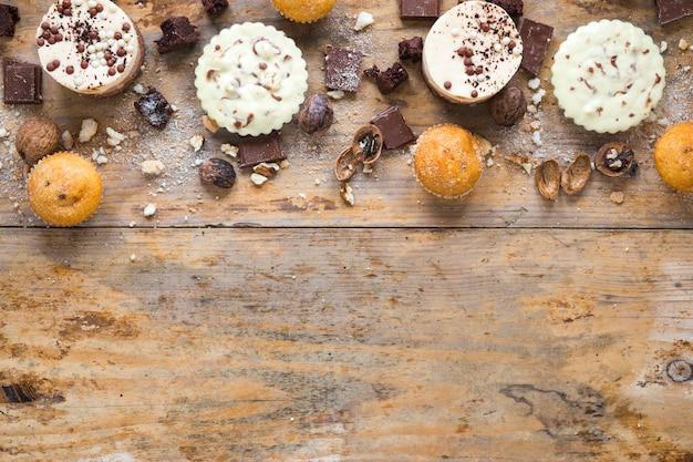 Tartas y magdalenas