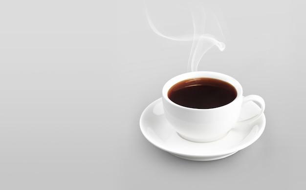 Taza de café en color sólido