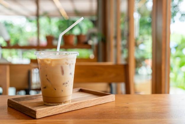 Taza de café helado