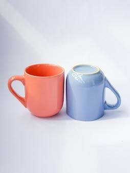 Taza hermosa foto fotos color de la taza