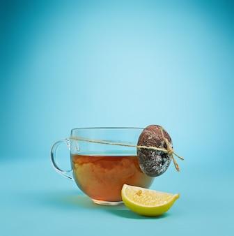 El té de hierbas