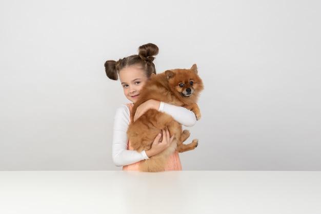 Te quiero mucho mi perrito amigo