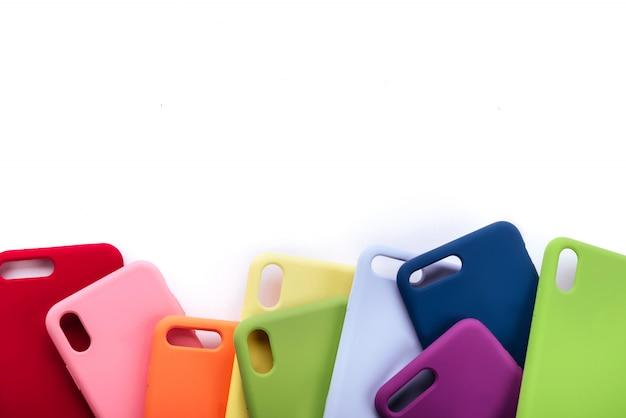 Tecnología actualizada vista superior de diversos accesorios personales