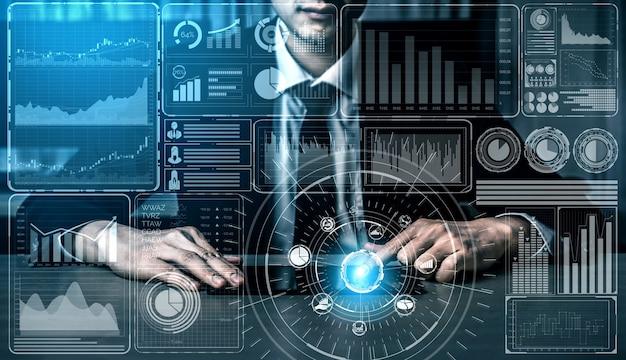 Tecnología de big data para el análisis financiero empresarial