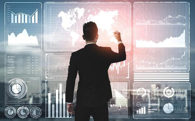 Tecnología de big data para analítica de finanzas empresariales