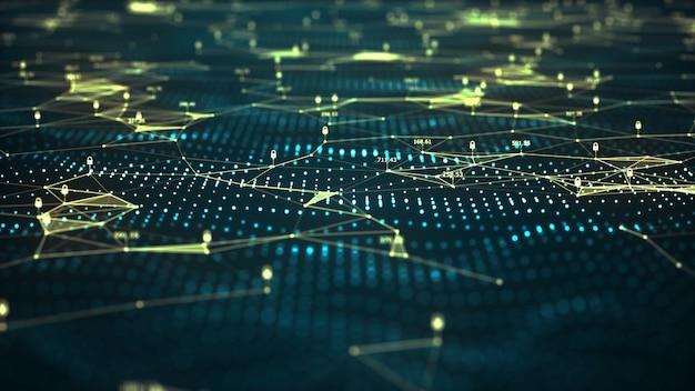 Tecnología de ciberseguridad.