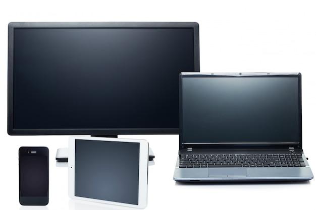 Tecnología. dispositivos electrónicos