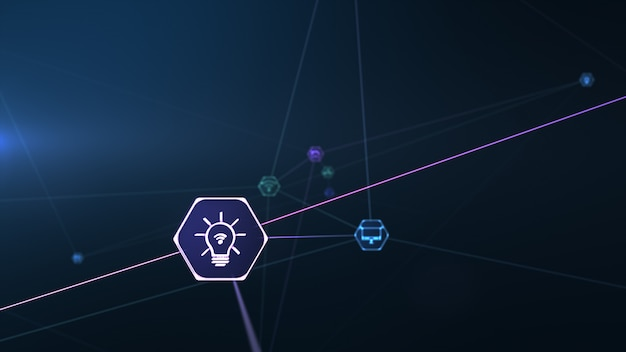 Tecnología internet de las cosas (iot).