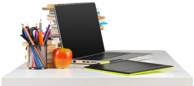 Tecnologías de negocios. lugar de trabajo