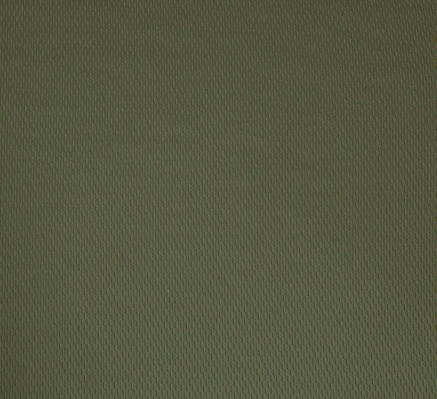 Tejido de lino áspero verde oscuro