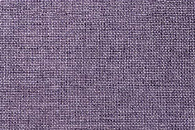 Tejido de saco violeta oscuro