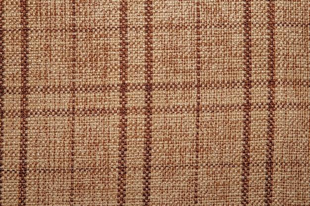 Tela áspera textura cuadrada, patrón, fondo