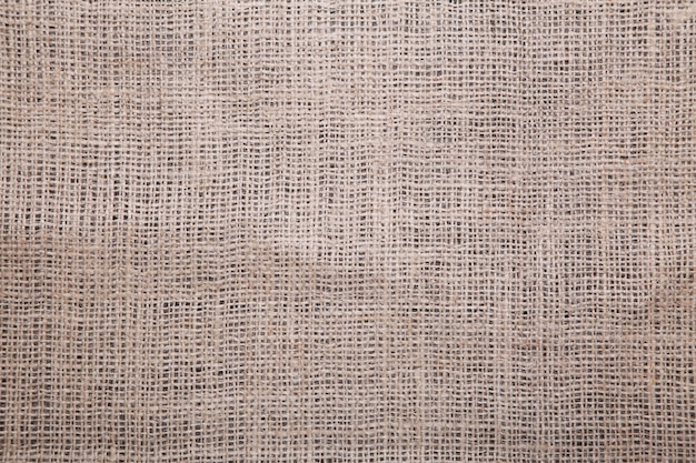 Tela de la lona de la textura como fondo.
