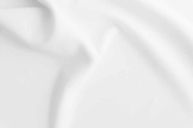 Tela ondulada blanca