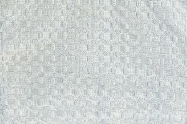 Tela con textura azul pálido