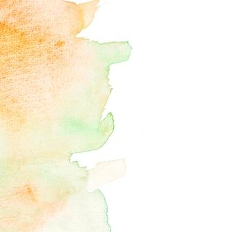 Telón de fondo abstracto de la acuarela Foto gratis