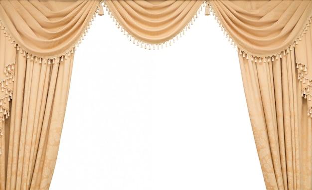 Telón de fondo de la cortina