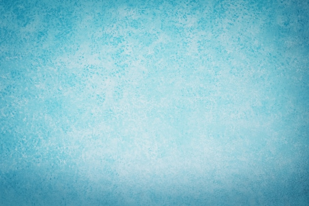 Telón de fondo de decoración de pintura de pared de fondo azul vintage