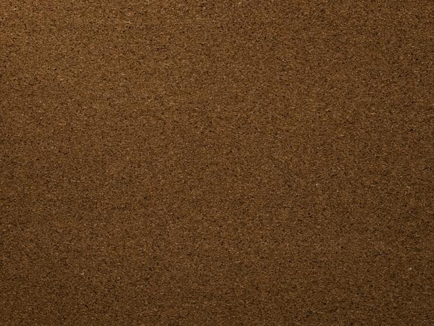 Telón de fondo de textura de corcho transparente