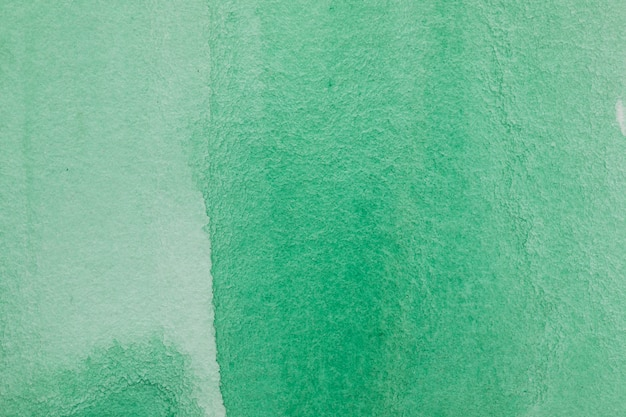 Telón de fondo de tinta acuarela abstracta verde