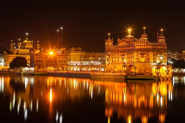 Templo dorado, amritsar