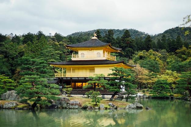 Templo ginkakuji en kyoto