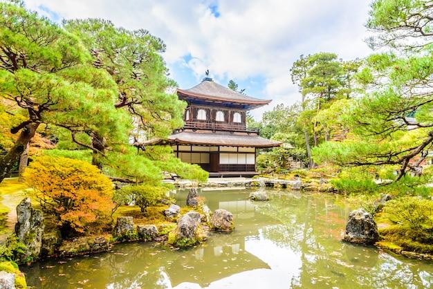 Templo de ginkakuji