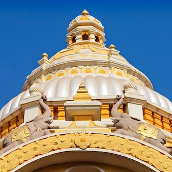 Templo hindú en ponda,