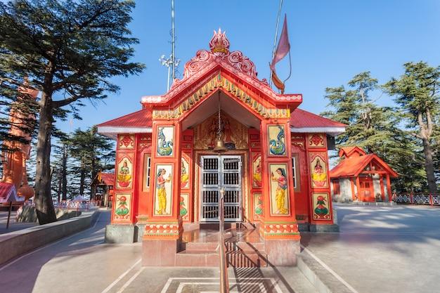 Templo de jakhoo, shimla