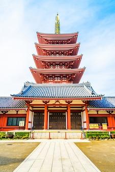 El templo de senso