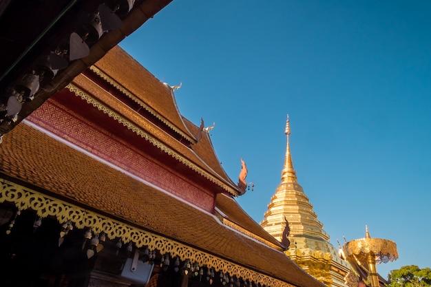Templo de wat phrathat doi suthep